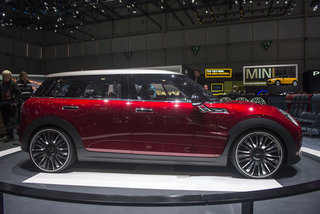 mini clubman concept pictures and hands on image 3