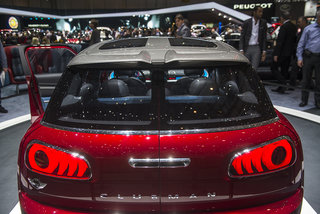 mini clubman concept pictures and hands on image 8