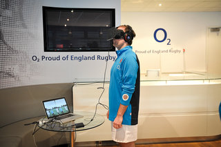 oculus rift and o2 wear the rose let us train with the england rugby team you can too image 4