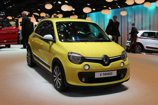Renault Twingo pictures and hands-on