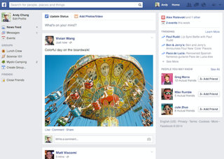 Facebook News Feed redesign now finally rolling out after a year, with new UI changes