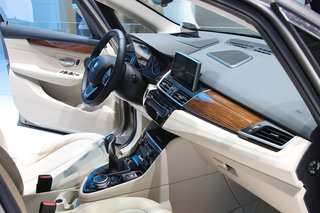 bmw 2 series active tourer pictures and hands on image 12