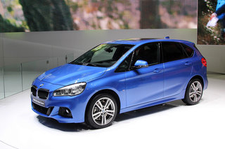 bmw 2 series active tourer pictures and hands on image 3