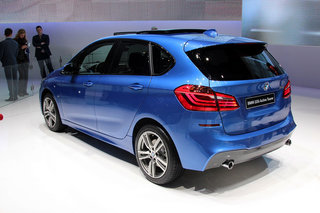 bmw 2 series active tourer pictures and hands on image 4