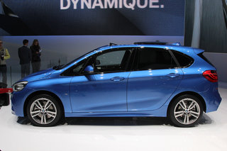 bmw 2 series active tourer pictures and hands on image 6