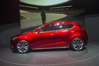 mazda hazumi pictures and eyes on mazda 2 concept car has awesome moniker image 5