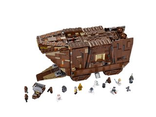 Utinni: Lego Star Wars Sandcrawler set with over 3,000 pieces announced