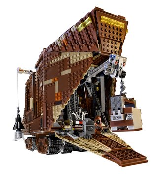 utinni lego star wars sandcrawler set with over 3 000 pieces announced image 4