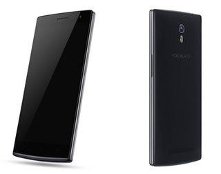 Oppo Find 7 leaks with minimal black design, 5.5-inch display and 13MP camera