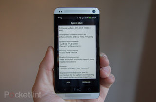 what s new in the htc one android 4 4 kitkat update  image 2