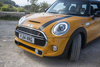 hands on mini cooper s 2014 review image 24