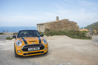 hands on mini cooper s 2014 review image 27