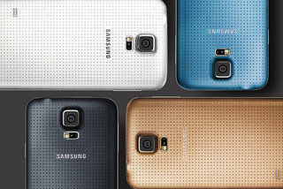 Samsung Galaxy S5 available to pre-order in the UK from 28 March