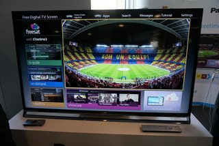 Panasonic Viera smart TVs to come with Freesat Freetime, catch-up services at a click