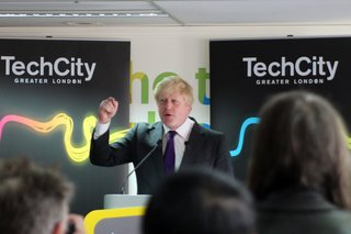 London Mayor forgets Silicon Roundabout as he pushes to make capital a global TechCity