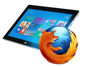 Firefox for Windows 8 Metro isn't happening now due to low interest, says Mozilla