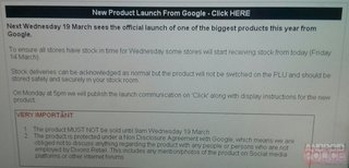 google s chromecast finally tipped for uk launch on 19 march image 2