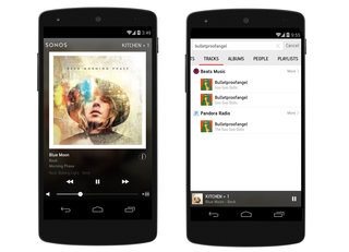 New Sonos apps bring universal search and streamlined design