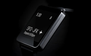 LG G Watch: LG returns to smartwatches with help from Google and Android Wear