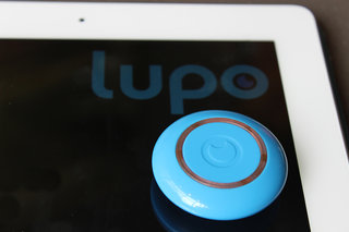 Hands-on: Lupo Bluetooth smartphone finder, security tag and controller review