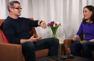 Watch Moto 360's lead designer talk about what inspired Motorola's classic-looking watch