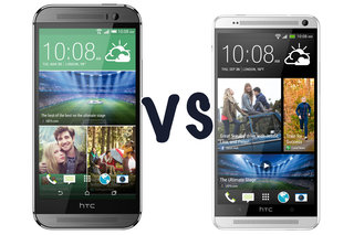 HTC One (M8) vs HTC One (M7): What's the difference?