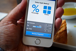 paypal app adds two new payment methods we test them in three top london restaurants image 6