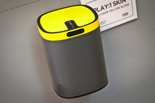 ColourPlay vinyl skins for Sonos pictures and hands-on: Pimp your Sonos Play:1, Play:3 and Play:5