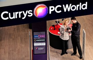Dixons and Carphone Warehouse continue merger talks but appear to be in stalemate