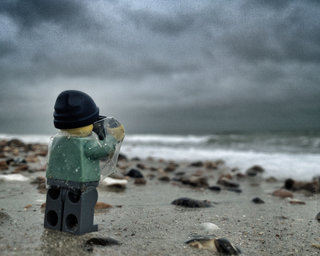 Photographing Lego with an iPhone: How Andrew Whyte took these stunning pictures