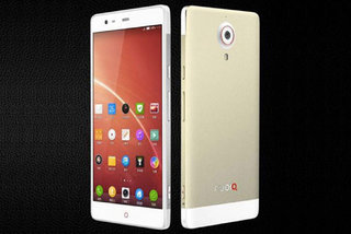 ZTE Nubia X6 has a 13MP front-facing camera for the ultimate selfie