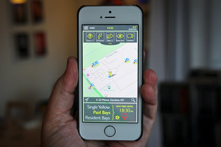 AppyParking for iPhone wins Ford app award and £10,000, tells you where to park in London
