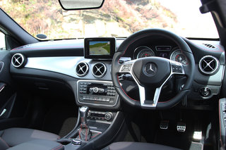 hands on mercedes gla review image 8