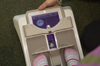 Measuring up: How the Apple iPad is changing Clarks shoe shopping