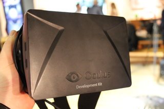 Oculus Rift goes swimming with sharks, and we don't just mean Facebook