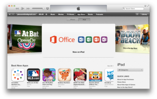 why apple is happy to promote office for ipad it s getting a cut image 2