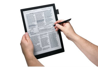Sony 13.3-inch Digital Paper finally gets a price tag, how much will it cost to replace paper?