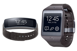 Samsung Gear 2 Neo and Gear Fit on sale now for £180 each
