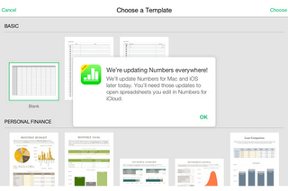 Apple updates iWork following Office for iPad debut, letting you share read-only documents and more