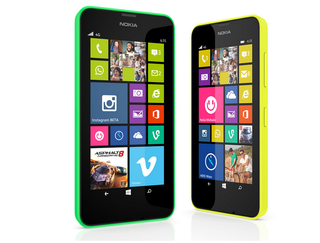 Nokia unveils 4.5-inch Lumia 630 and Lumia 635 Windows Phone 8.1 phones