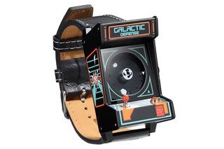 Forget the Gear 2 or Pebble, you want the Retro Arcade Watch