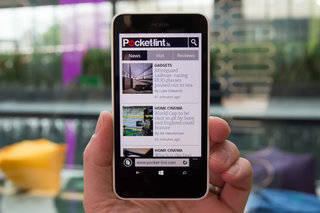 Hands-on: Nokia Lumia 630/635 review