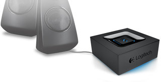 Make any speaker Bluetooth connected using Logitech Bluetooth Audio Adapter