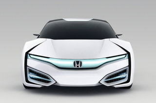 Honda joins £31m project to make hydrogen fuel cell cars a road-going reality by 2016