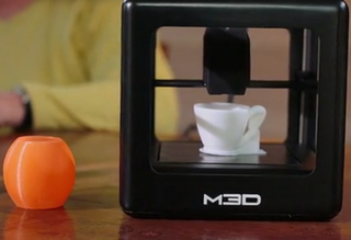 Micro by M3D: The $300 3D printer on Kickstarter that's already raised over $1m