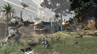 Titanfall Xbox 360 out today in US, 11 April UK: Here's a look at gameplay and Xbox One comparison