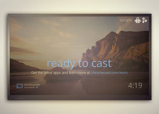 Chromecast's code reveals home screen weather forecasts and photos are in the works