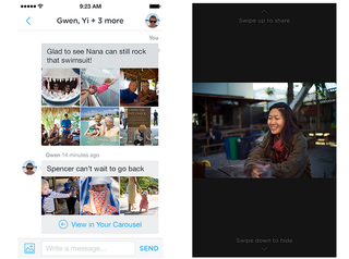 Dropbox Carousel app unveils for Android and iOS, letting you back up, view, and share photos