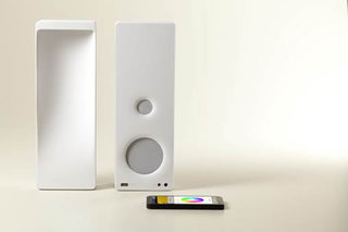 Cromatica is the Bluetooth open-source light-speaker centrepiece we want in our homes