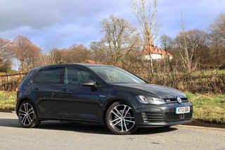 volkswagen golf gtd review image 3